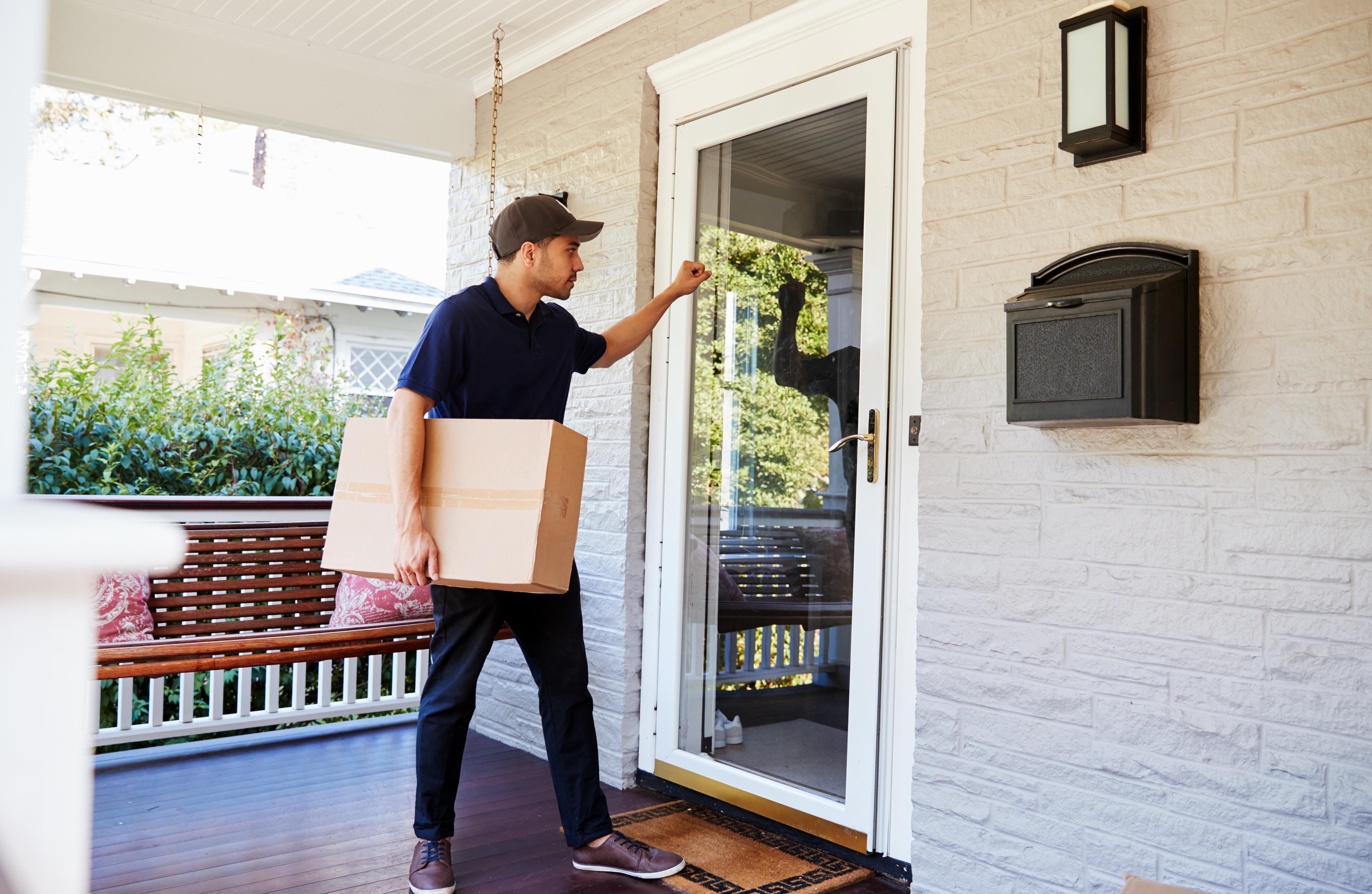 The Rise of Door to Door Delivery in 2020