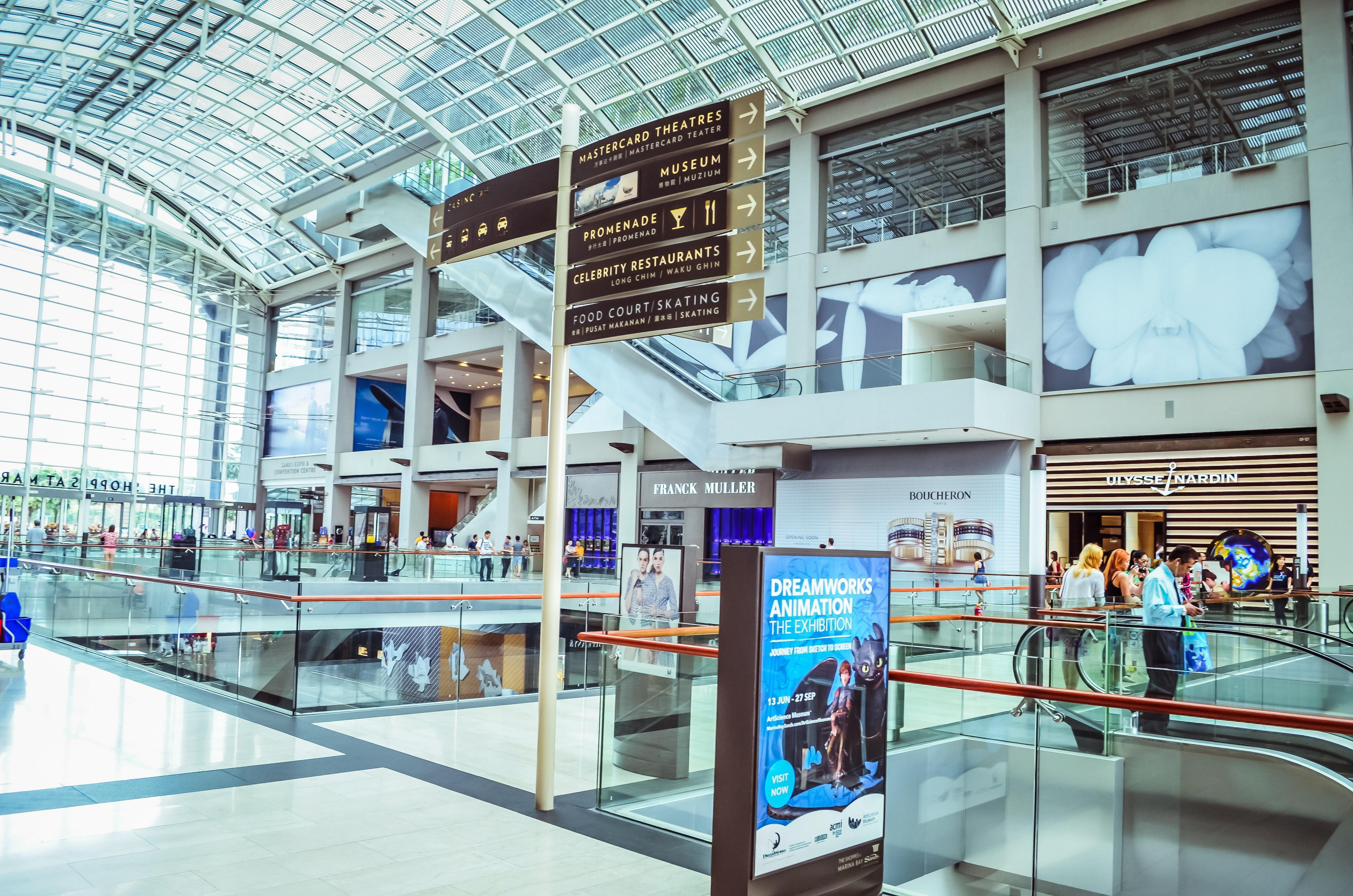 E-malls: The New Frontier