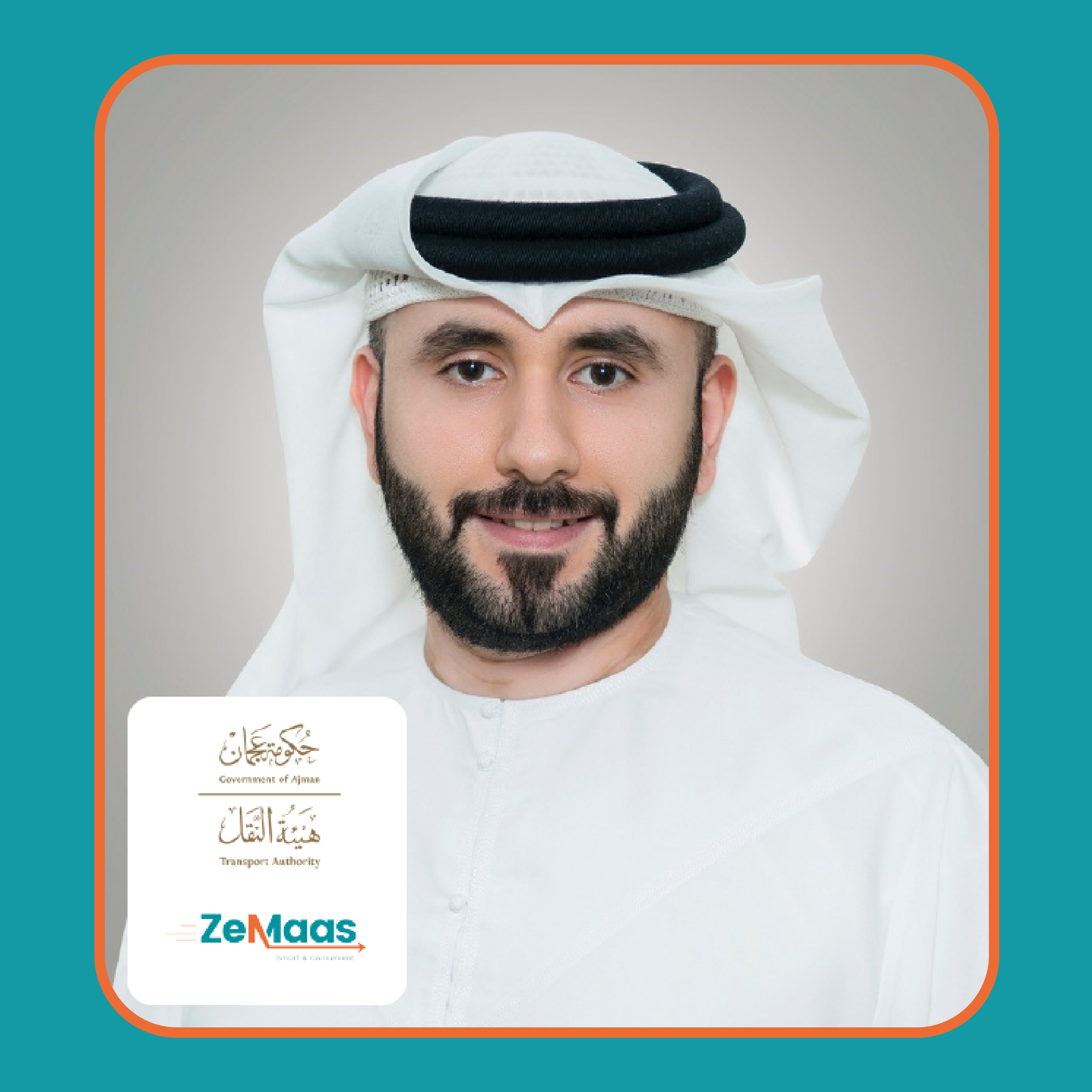 Ajman Transport Authority Signs an MoU with ZeMaas Technologies to Govern the Delivery and Logistics Domain in the Emirate